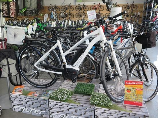 Fahrrad Auswahl