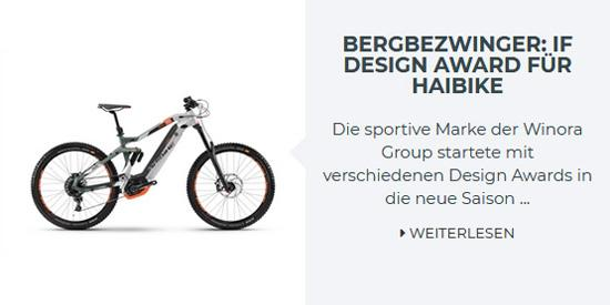 Design Fahrräder für  Erligheim